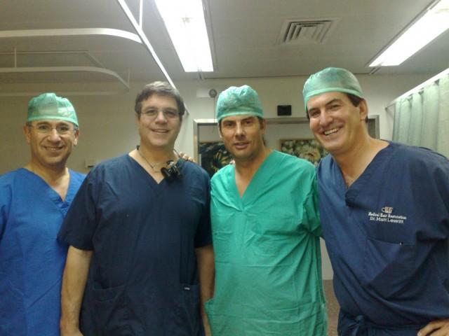 Wykładowcy: Alex Ginzburg (gospodarz warsztatów), Ron Shapiro, Jerzy Kolasiński, Matt L. Leavitt