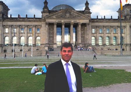 Reichstag – siedziba parlamentu Niemiec
