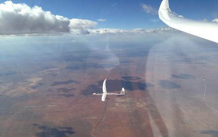 Rekordowe loty szefa – wyprawa do Namibii