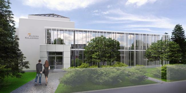 Rozbudowa Kliniki Kolasiński