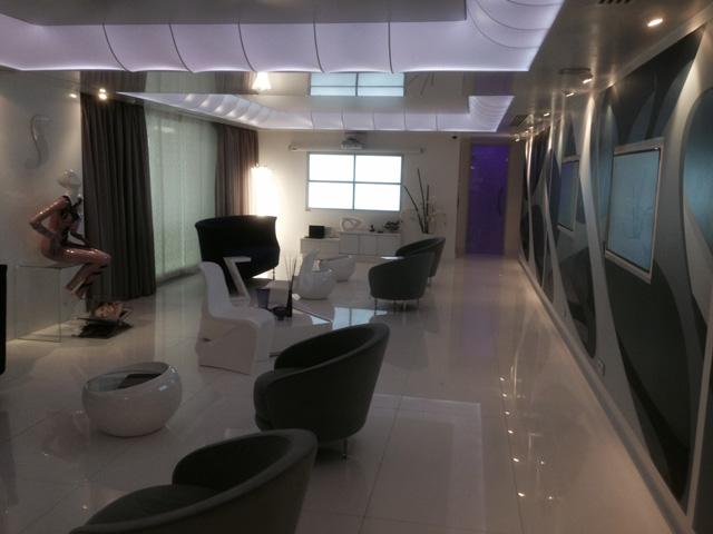 Wnętrza S Clinic dr Constantina Stana