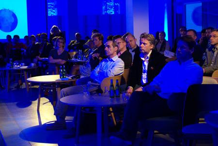 obrady w Sali Concordia Design w Poznaniu