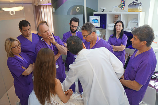 Operacje nosów w Bukareszcie – 8 maja 2015