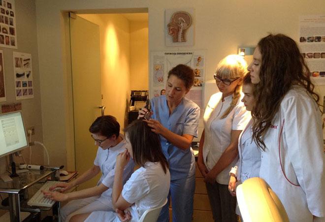 Dwunaste szkolenie trychologiczne w Klinice Kolasiński