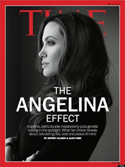 Klinika Kolasiński - Historia Angeliny Jolie
