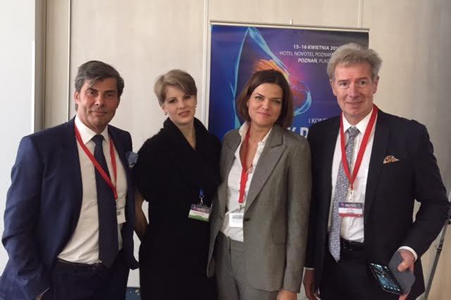 Dr n. med. Jerzy Kolasiński, mgr Weronika Kolasińska, mgr Dominika Kolasińska-Szkutnik, dr n. med. Lubos Drazan.