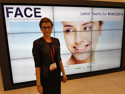 FACE Facial Aesthetic Conference and Exhibition w Londynie