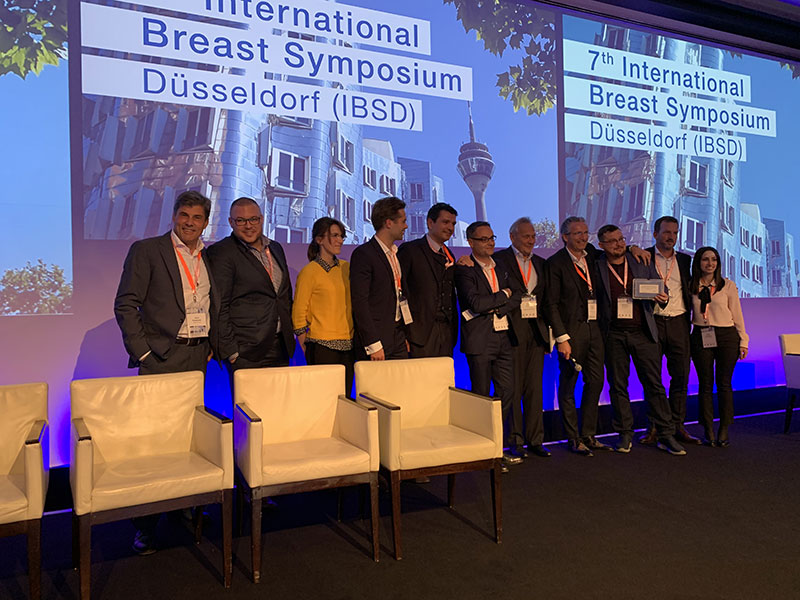 7th International Breast Symposium w Dusseldorfie